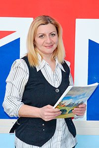 Nune Hovhannisyan Преподаватель английского Number One