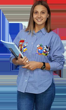 Преподаватель английского языка для начинающих