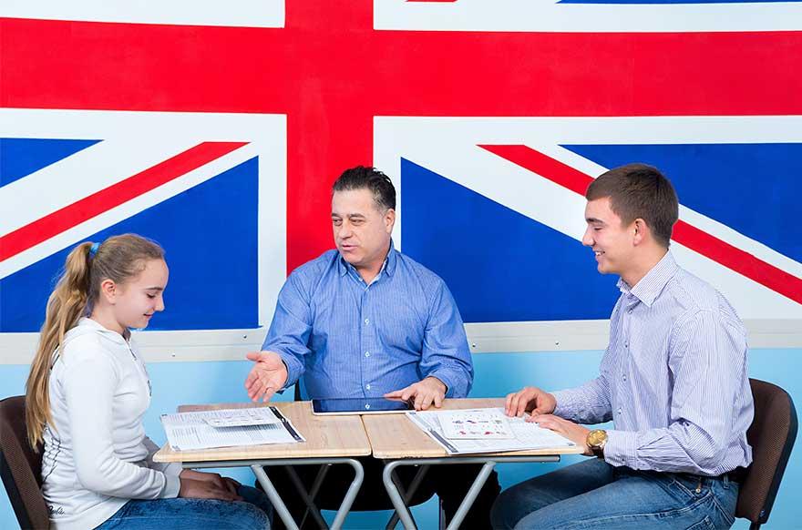 школа английского языка