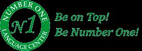 Logo «Number One Language Center»