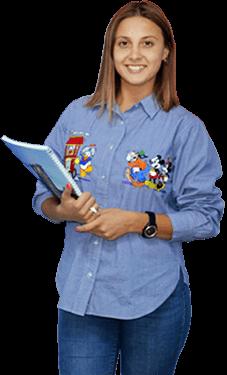 Денисова Анастасия курсы английского для начинающих