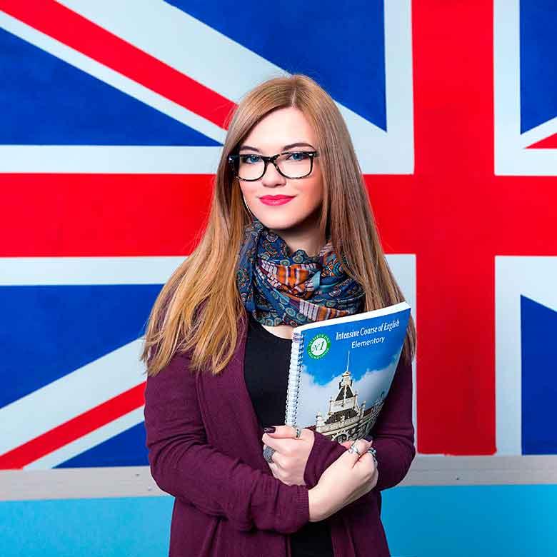 Елена Назаренко преподаватель английского и немецкого языков в Одессе