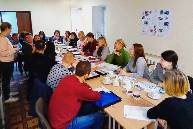 Английский разговорный клуб в Одессе