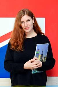 Ольга Ткачёва преподаватель английского в Number One Language Center