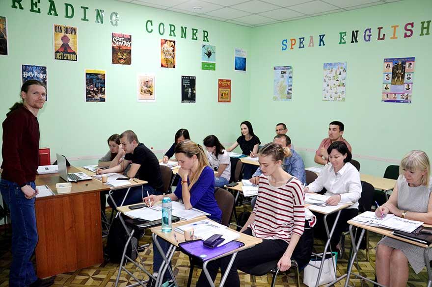Курсы английского языка Одесса летний семестр в Number One