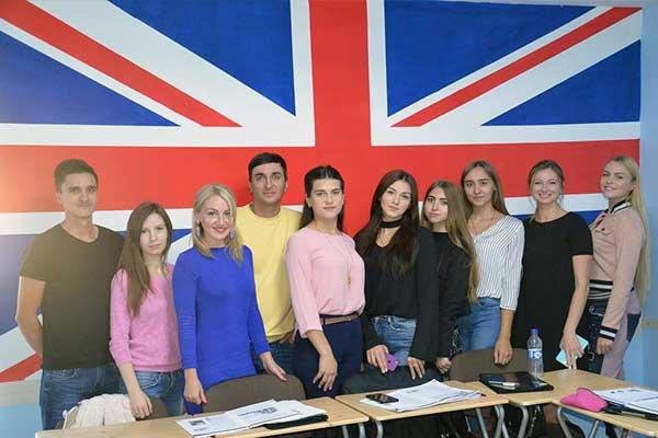 Школа английского языка Number One