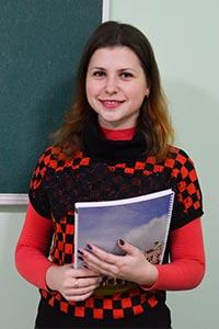 Табакова Марина преподаватель английского в Number One